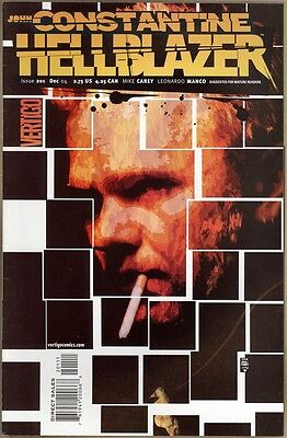 Hellblazer #201 - VF/NM