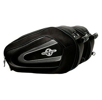 Motodry Grand Tour Saddlebags Soft Panniers 27 to 34 Litre Expandable Waterproof