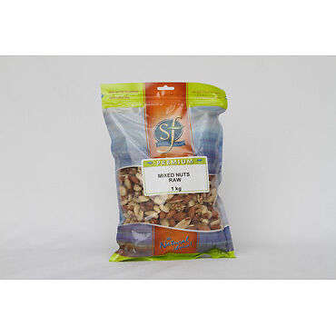 Select Mixed Nuts Raw 1Kg NEW Cincotta Chemist