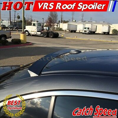 Stock PUF VRS Style Rear Roof Spoiler Wing For VOLKSWAGEN BEETLE 1998-10 Coupe