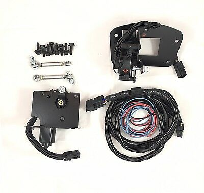 69 70 71 Lincoln Mark III electric headlight motor conversion kit