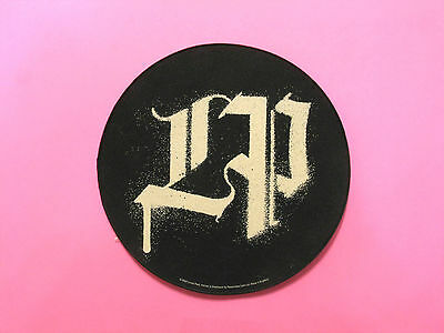 Linkin Park Official 2005 Back Patch Uk Import Sew-On