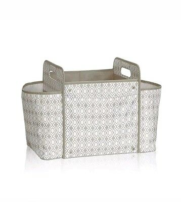 Thirty One Gifts Convertible Organizer in Taupe Perfect Pendant new in plastic