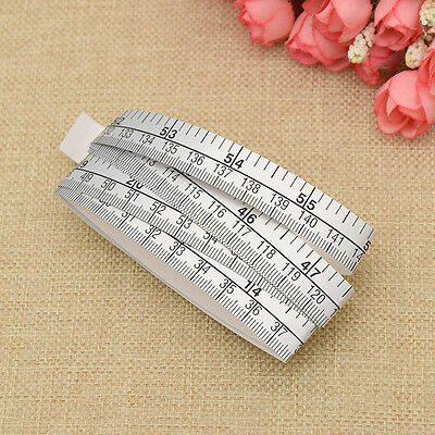 1.5M Self Adhesive Measuring Tape Ruler For Sewing Machine Children Height New