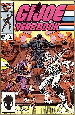 G.I. Joe Year Book #3 - VF+