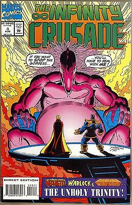 Infinity Crusade #3 - VF/NM