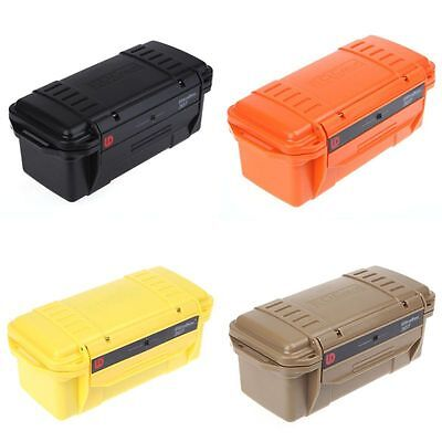 Shockproof Outdoor Airtight Survival Container Storage Case Carry Box Waterproof