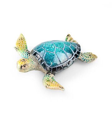 Marble Turtle Ornament Large