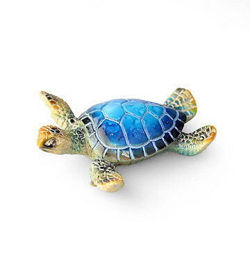 Marble Turtle Ornament Small