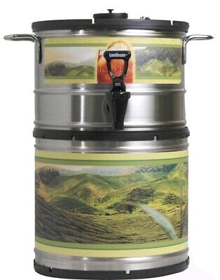 Newco 800260 1.5 Gallon Stackable Tea Dispenser **NEW**