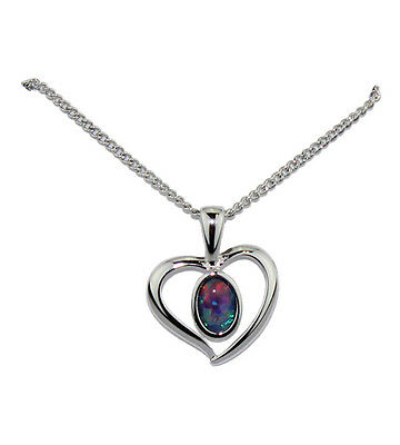 Opal Triplet Boxed Necklace - 89689