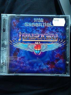 JOURNEY - The Essential Journey 2CD -  LIKE NEW, Best Of, Greatest Hits