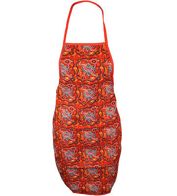 Red Roo Apron