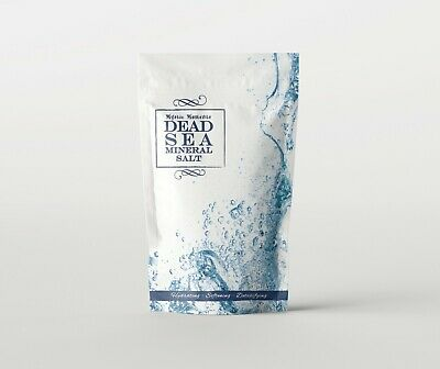 Dead Sea Mineral Salts 1Kg (SALT1KDEAD)