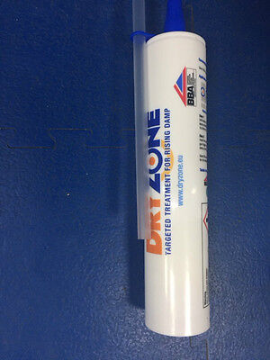 1 Tube * Dryzone Cream 310Ml - Fits Standard Mastic Gun 1 Day Delivery On This