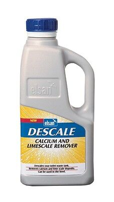 Descale Calcium and Lime Scale Remover - 1 Litre DESC01 ELSAN