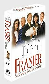 Frasier Complete 1st Season Dvd Kelsey Grammer Brand New & Factory Sealed