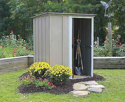 Brentwood 5x4 Metal Shed