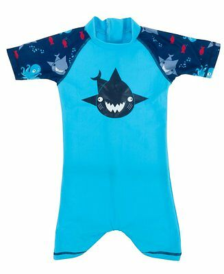 Banz Baby and Kids UV All in One | Shark | Turquoise