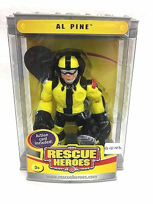 Fisher Price Rescue Heroes Al Pine New