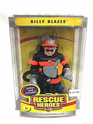 Fisher Price Rescue Heroes Billy Blazes New