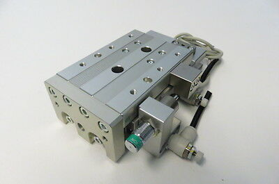 CKD LCS2Q-2030A2D Double Acting/ Position Locking Type w/  CKD TOH Sensor