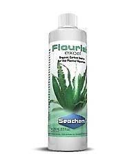 SeaChem Flourish Excel - source of bioavailable organic carbon in aquarium