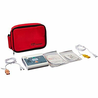 WNL First Aid Supplies Safety Products WL120ES10 Plastic AED Practi-Trainer CPR