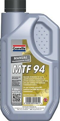 MTF 94 Manual Transmission Fluid - 1 Litre 1561B GRANVILLE