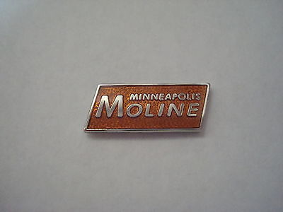 Minneapolis-Moline Tractor HAT PIN LAPEL PIN