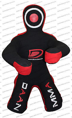 Brazilian Jiu Jitsu Grappling Dummy MMA Wrestling Bag Judo Martial Arts