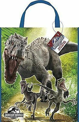 12X Jurassic World Party Gift Favor Tote Bag (12 Bags)