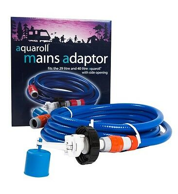 Aqua Roll Mains Adaptor Hose 40MA HITCHMAN