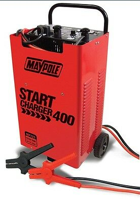 Starter Charger - 50A 725 MAYPOLE