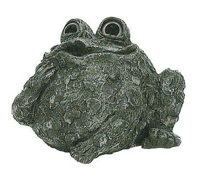 "Toad Hollow 65303 Whistling Toad Statue 6"", colors may vary"
