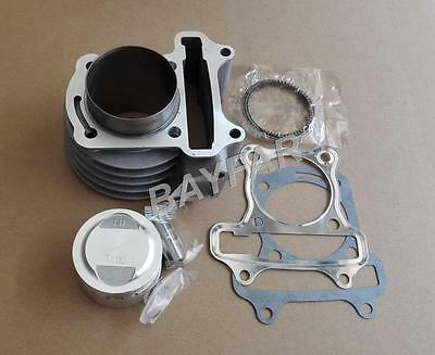 52mm big bore kit / 52mm Cylinder Set for Scooter ATV 139QMB GY6 50 60 80 cc