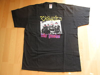 The CASUALTIES T-Shirt Größe XL DIE HARDS 2001 SideOneDummy Rock PUNK  RAR
