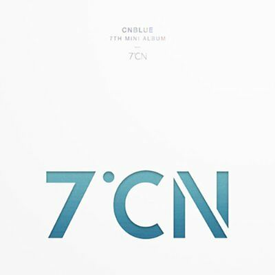 "CNBLUE 7th Mini Album ""7ºCN"" K_POP CD+72p Photobook+1p Photocard+1p Postcard"