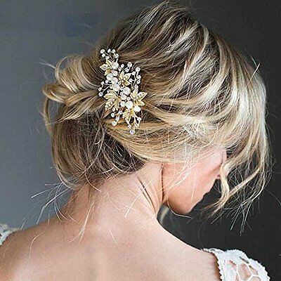 Crystal Bridal Hair Pins Wedding Accessories-Rhinestone Jewelry Headdress 2 pcs