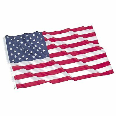 American Flag 3x5 ft - Extremely Strong Nylon - Perfect All Weather US Flag for
