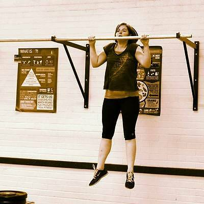 Cross pull up system LARGE price inc VAT UK MADE GYM FIT KIPPING
