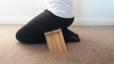 Prayer & Meditation folding stool - High Quality hand finished