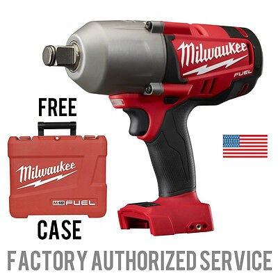 "MILWAUKEE 2764-22 M18 Fuel 3/4"" High Torque Impact Wrench BareTool FULL WARRANTY"