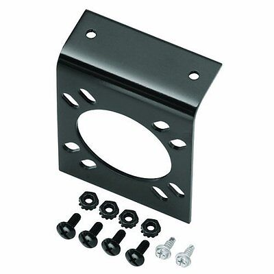 Tow Ready 20212-010 Mounting Bracket for 7-Way Connectors Winch Mount