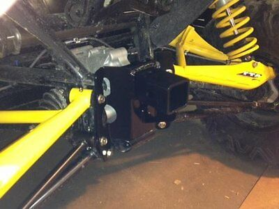 Extreme Metal Can-Am Maverick High ance 2in Rear Receiver and Tow Hook