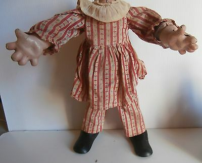 estate/Ideal Flexy doll  body  f. BABY  SNOOK character ORIGINAL dress clothes