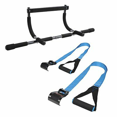 Ultimate Body Press PLBpkg Pull Up Bar Package
