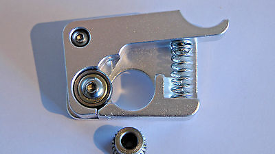 mk10 , mk8 extruder feed device - right side only 3D printer part