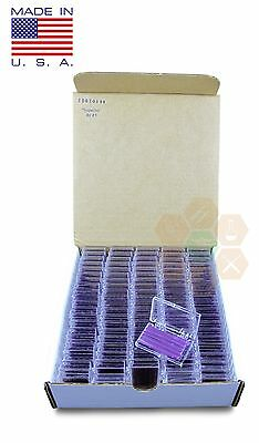 100 Pack Orthodontic WAX  BRACES Irritation PURPLE GRAPE SCENTED Dental Relief