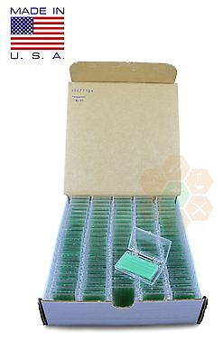 100 Pack Orthodontic WAX For BRACES Irritation GREEN LIME SCENTED Dental Relief